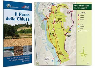 Brochure il Parco della Chiusa