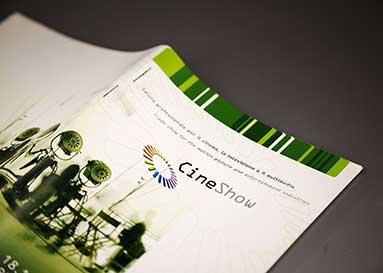 CineShow: dal logo all'immagine coordinata