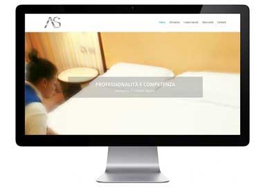 Realizzazione del sito web AS