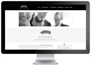 Web Agency Athena Imprese