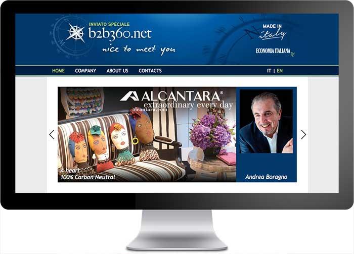 Web Design b2b360