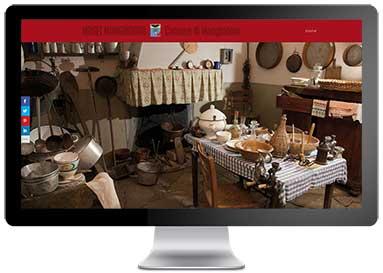 Musei Monghidoro sito web
