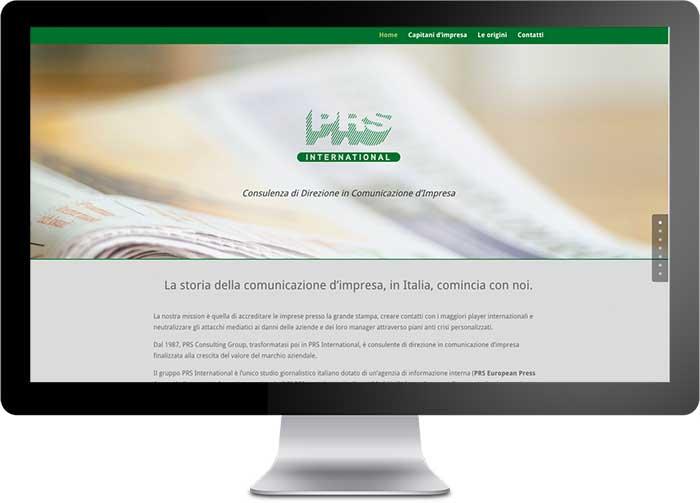 PRS International - Consulenza di Direzione in Comunicazione d'Impresa.